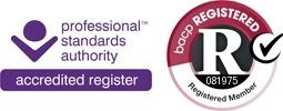 Phil Scott BACP Registration logo