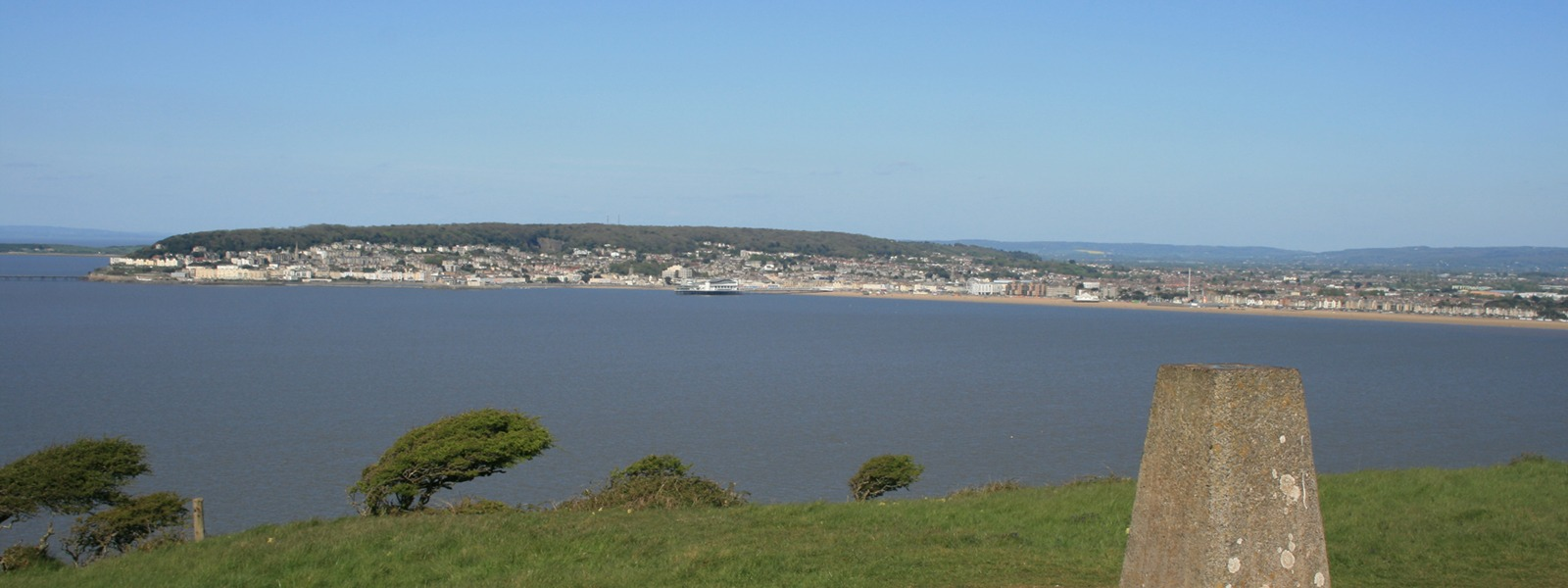 Weston super Mare bay